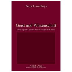 Geist und Wissenschaft - Buch
