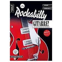 Rockabilly-Gitarre!. Lars Schurse  - Buch