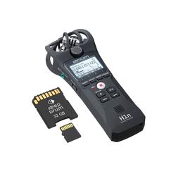 ZOOM Mikrofon Zoom H1n Handy Recorder + Speicherkarte 32 GB