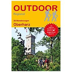 26 Wanderungen Oberharz. Andreas Happe  - Buch