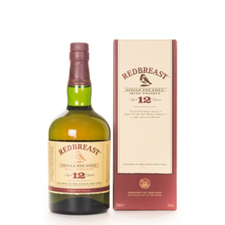 Redbreast 12 Jahre Single Pot Still Whisky