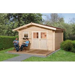 WEKA Gartenhaus 136 Gr.2, 45 mm