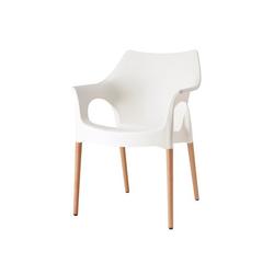 SCAB Design-Sessel NATURAL OLA h7495