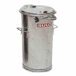 SULO Mülltonne 50l verzinkt oB