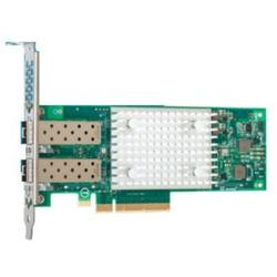 Dell Intel X520 DP - Netzwerkadapter - PCIe - Netzwerkadapter 10 Gbit/s SFP