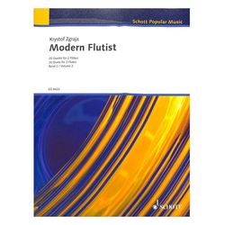 Modern flutist 2