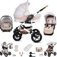 Friedrich Hugo Hamburg 3 in 1 cream & beige