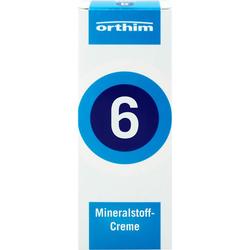 MINERALSTOFF-Creme Nr.6 75 ml
