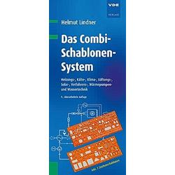 Das Combi-Schablonen-System  m. 2 Zeichenschablonen