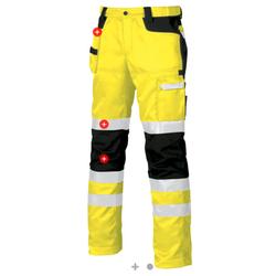 Arbeitshose mit Fly-Pocket Tasche