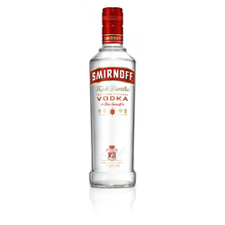 Smirnoff Red Label 0,5l