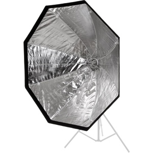 Walimex Pro Easy Octagon Schirm-Softbox (Durchmesser 150 cm)