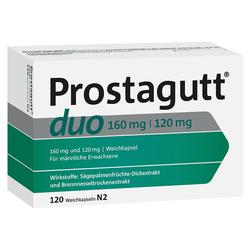 Prostagutt duo 160 mg/ 120 mg