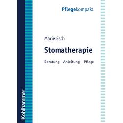 Stomatherapie: Buch von Marie Esch