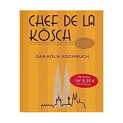 Chef de la Kösch, m. Topflappen