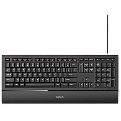Logitech Illuminated Keyboard K740 Tastatur kabelgebunden