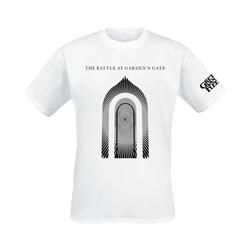 Greta Van Fleet The battle at gardens gate T-Shirt white