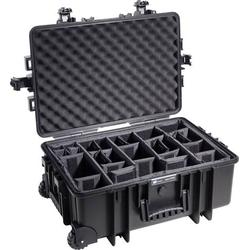 B & W outdoor.cases Typ 6700 Kamerakoffer Wasserdicht