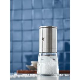WMF De Luxe Gewürzmühle Salz befüllt