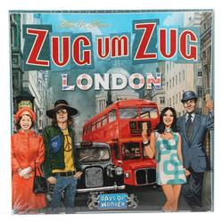 Days of Wonder Spiel, Days of Wonder Zug um Zug London