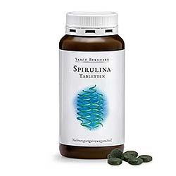 Spirulina-Tabletten