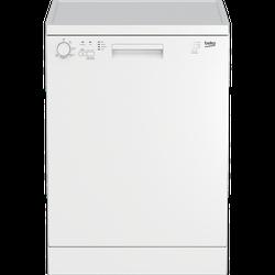 Beko DFN 05 L 20 W Geschirrspüler 60 cm - Weiß