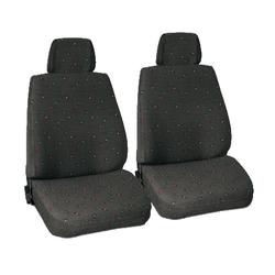 Universal Sitzbezüge für Kleintransporter, schwarz, für Vans, Trucks