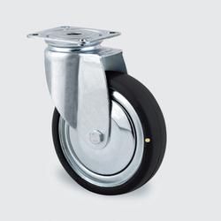Antistatisches armaturenrad, drehbar, 100 mm