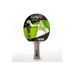 Gewo Tischtennisschläger GEWO Schläger Rave Speed