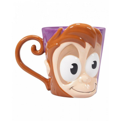 Horror-Shop Geschirr-Set Disney Aladdin Abu 3D Tasse, Keramik