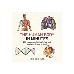 The Human Body in Minutes. Tom Jackson  - Buch