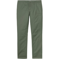 Carhartt Wip - Sid Pant Dollar Green - Hosen - Größe: 28 US