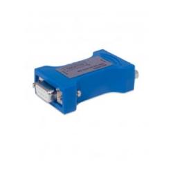 DIGITUS Serieller Adapter RS-232C zu RS-485 Übertragungsrate: 300-115,2 Kbps 17x33x63 mm (DA-70161)