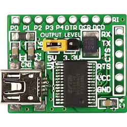 MikroElektronika MIKROE-483 Entwicklungsboard