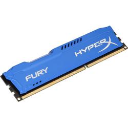 HyperX Fury DDR3 PC-Arbeitsspeicher blau 4 GB