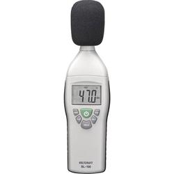 VOLTCRAFT Schallpegel-Messgerät SL-100 30 - 130 dB 31.5Hz - 8kHz
