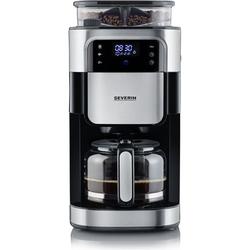 Severin KA 4813 Kaffeemaschinen - Schwarz