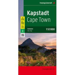 Kapstadt 1 : 12 000