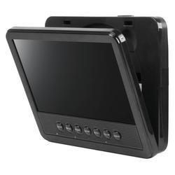 Portabler DVD-Player mit 7 LCD-Bildschirm + zweitem Bildschirm