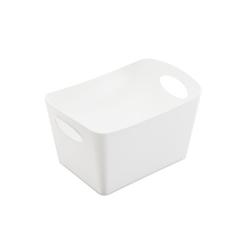 KOZIOL Aufbewahrungsbox Boxxx S Weiß