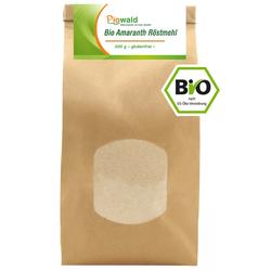 BIO Amaranth Röstmehl - 500g, glutenfrei