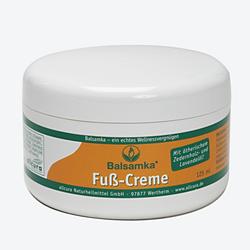 BALSAMKA Fuss Creme 125 ml