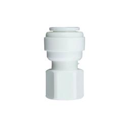 ich-zapfe Wassersprudler Adapter 3/8 Aufschraub 3/8 Einsteck