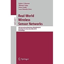 Real-World Wireless Sensor Networks - Buch