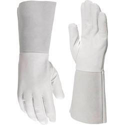 Toparc 045194 Leder Schweißerhandschuh Größe (Handschuhe): 10 EN 388-2003 , EN 407-04 , EN 420 1