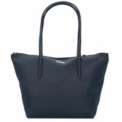 Lacoste Sac Femme L1212 Concept Schultertasche 24 cm black
