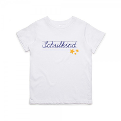 "Kinder T-Shirt ""Schulkind"""