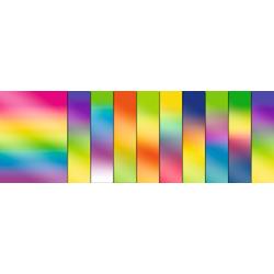 Tonpapier Regenbogen 130 g