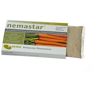 NemaStar SC Nematoden zur Bekämpfung von Maulwurfsgrillen Wiesenschnaken und Erdraupen 25 Mio für 50qm