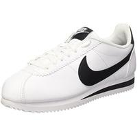 Nike Wmns Classic Cortez Leather white-black, 38